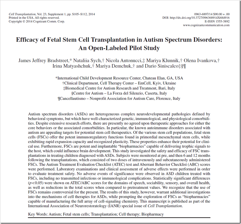 therapeutic ultrasound research paper